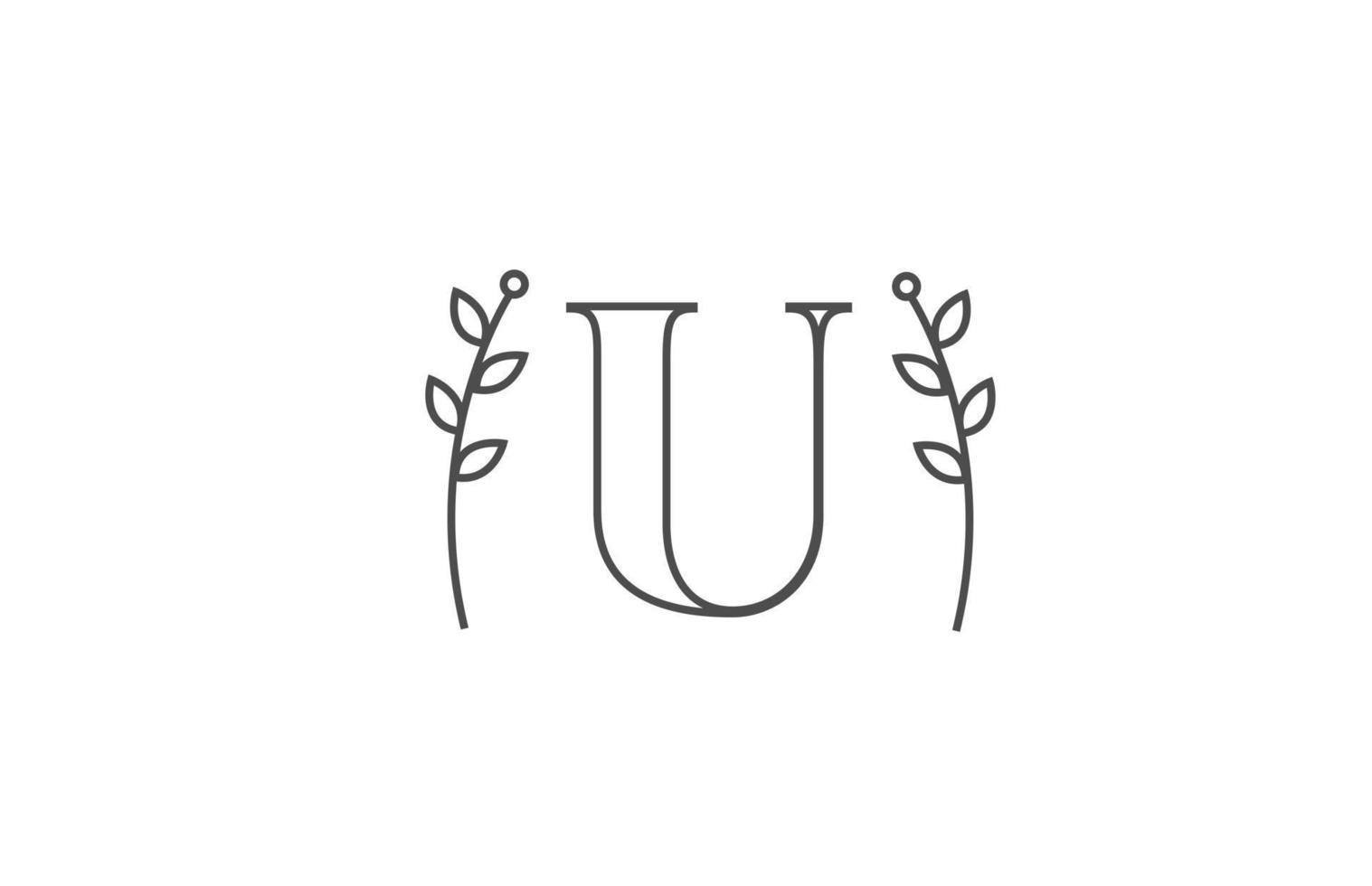 design de logotipo do ícone de letra do alfabeto. modelo de empresa e negócio vetor
