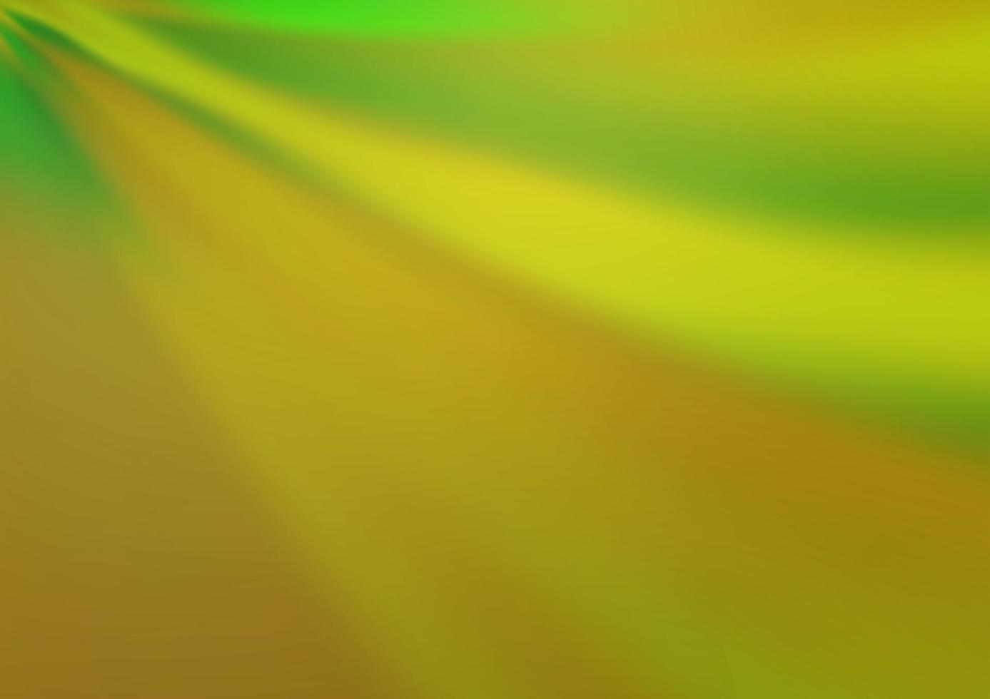 luz verde vetor turva fundo brilhante.