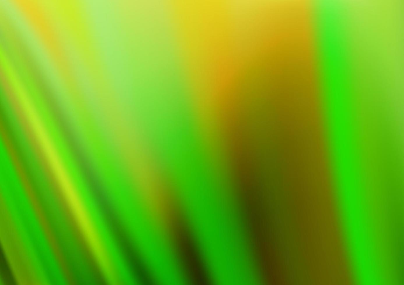 modelo de vetor verde claro com formas líquidas.