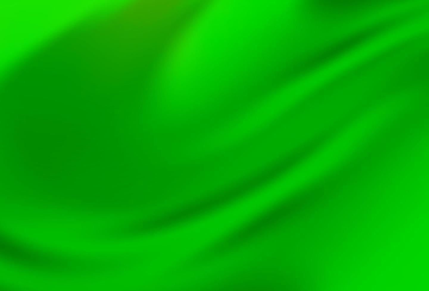 luz verde vetor abstrato textura brilhante.