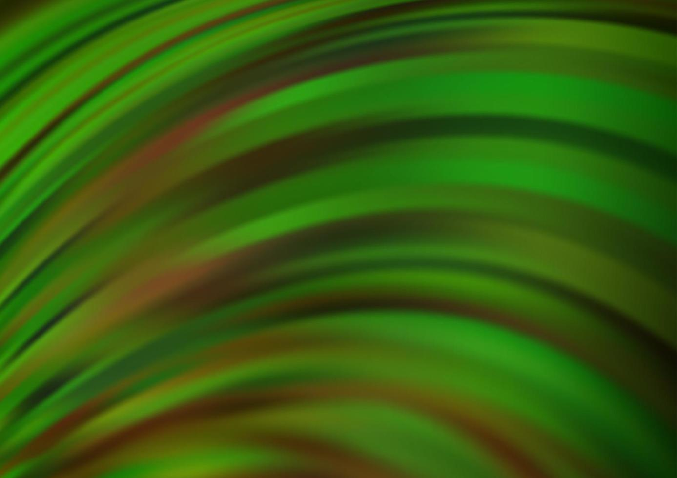 fundo verde claro do vetor com formas líquidas.