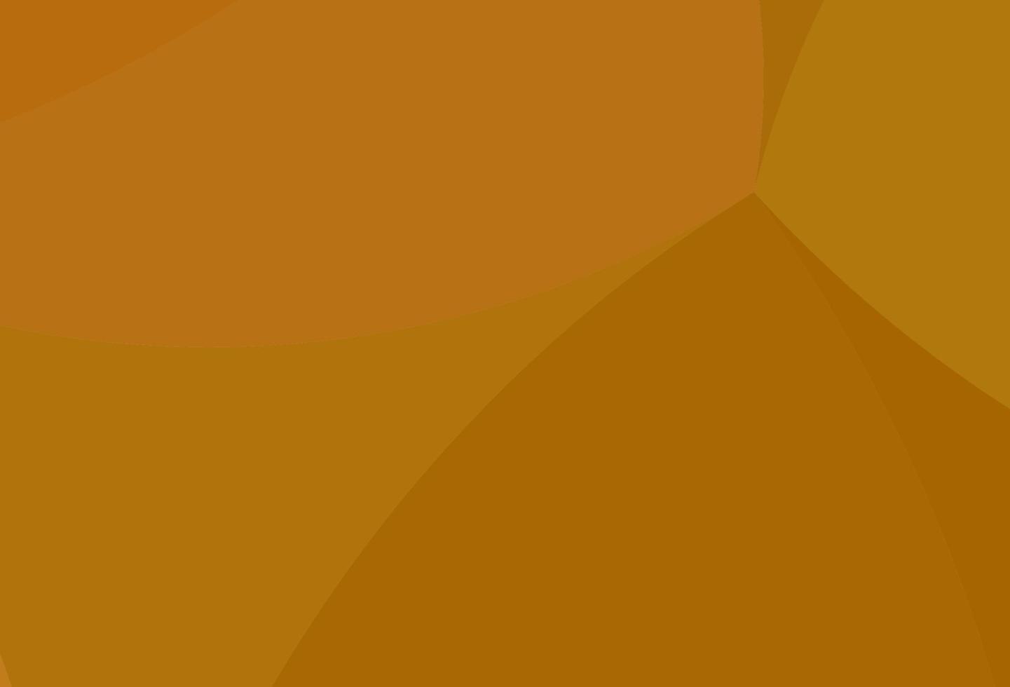 modelo de vetor laranja escuro com formas de bolha.