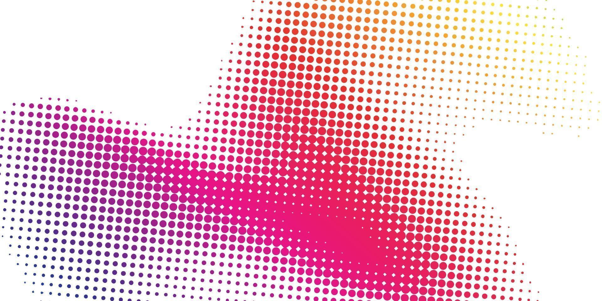 conceito ecológico de fundo gradiente colorido de meio-tom abstrato vetor