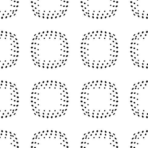 Padrão de vetor sem emenda, design de embalagem. Motivo de repetição. Textura, plano de fundo.