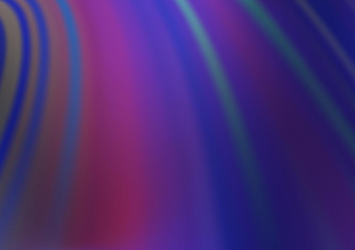 padrão de vetor roxo escuro com formas de lava.