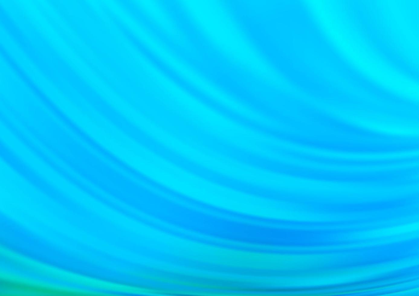 fundo azul claro do vetor com formas líquidas.