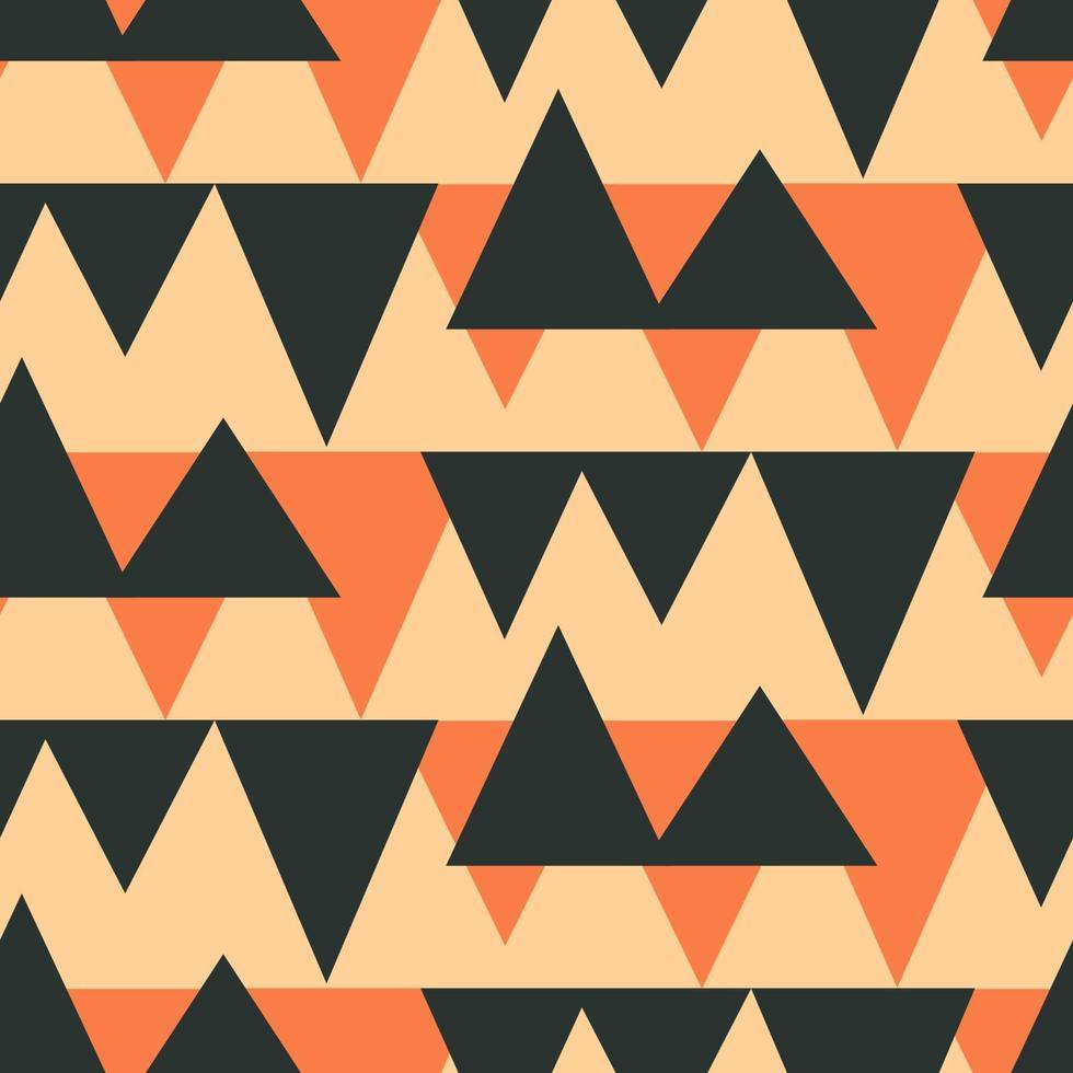 padrão sem costura asteca do sudoeste vetor