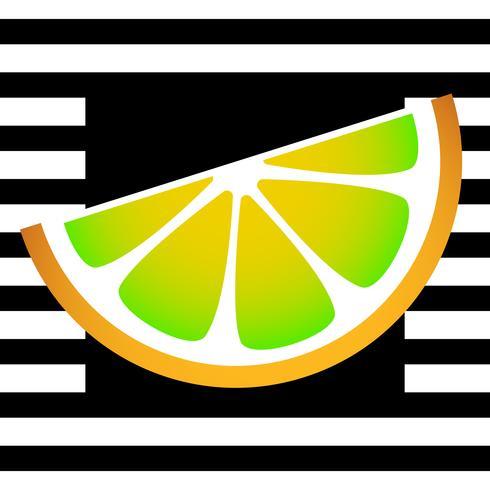 fundo do vetor de frutas