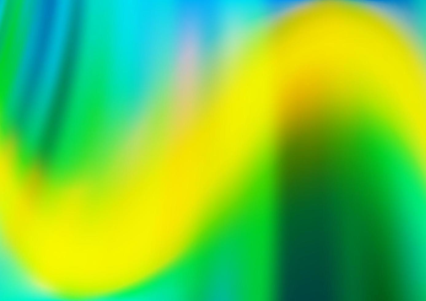 modelo de vetor verde escuro e amarelo com formas de lava.
