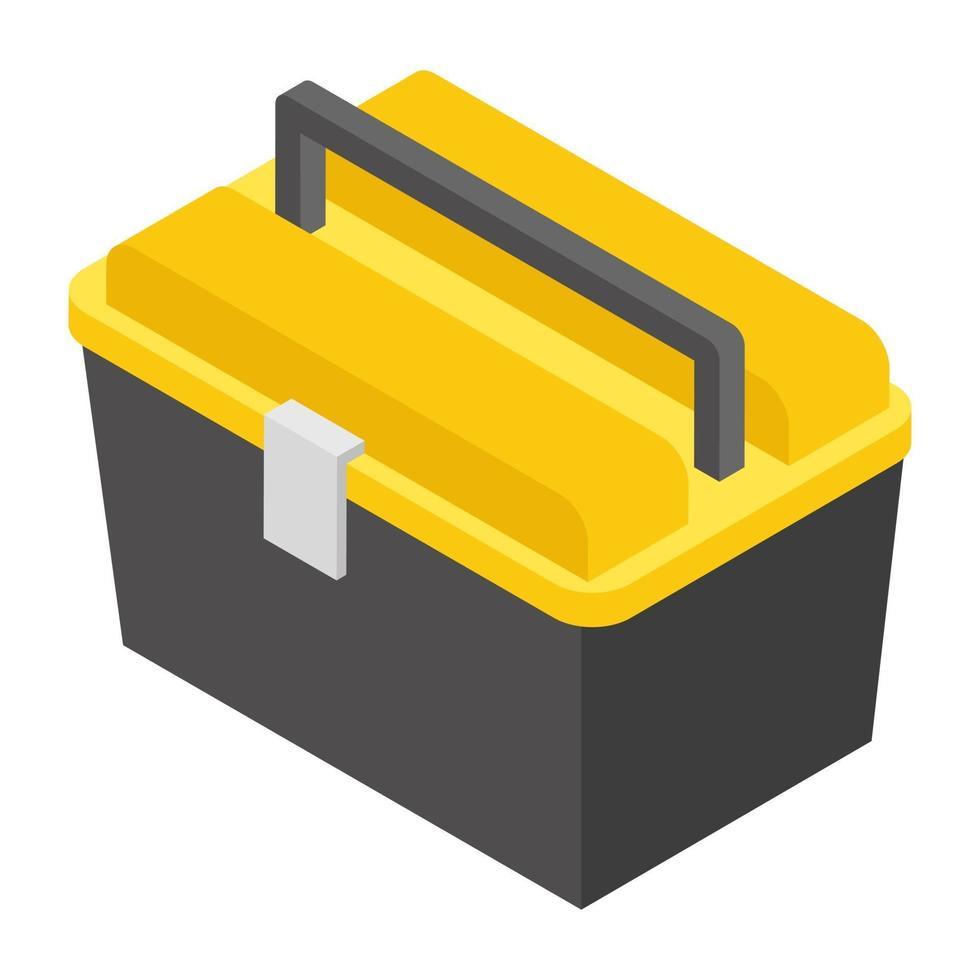 conceitos de kit de ferramentas vetor