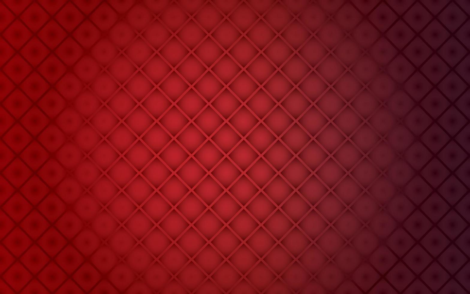 quadrados de padrão de papel de parede abstratos dispostos uns contra os outros vetor