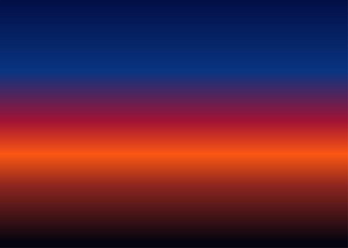 gradação vetorial do céu noturno ou matinal ao nascer e pôr do sol vetor