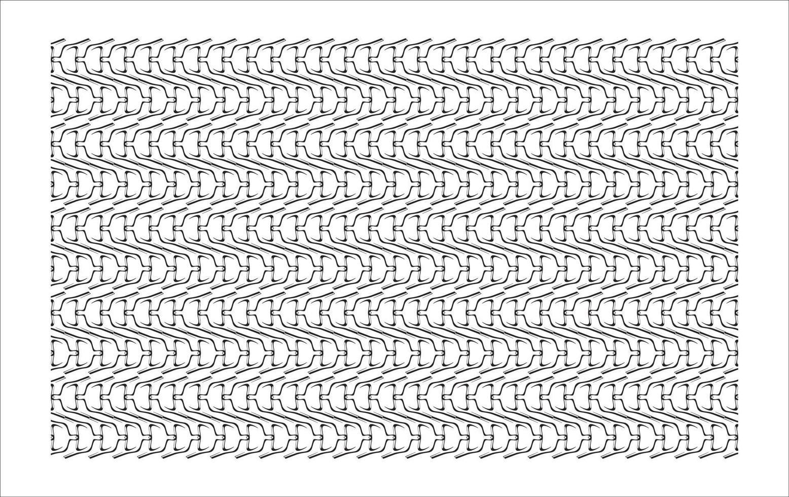 ilustração em vetor design padrão de textura de fundo abstrato.
