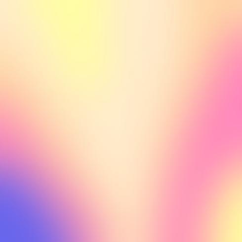 Fundo abstrato do inclinação da cor do borrão da tendência do ui para a Web, vetor