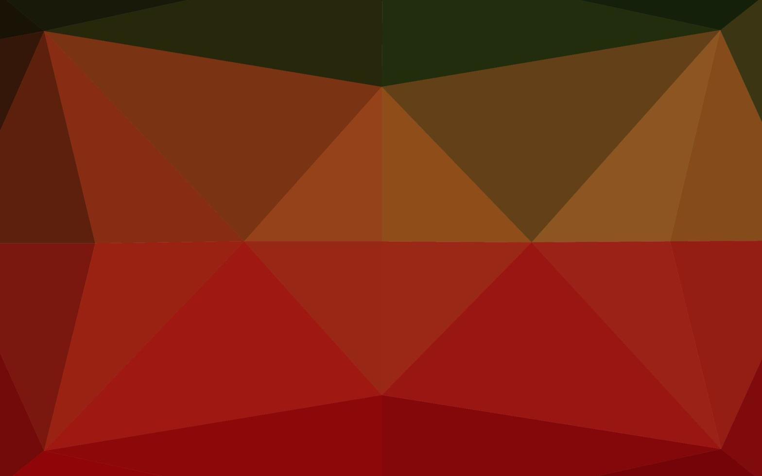 luz verde, vermelho vetor brilhante fundo hexagonal.