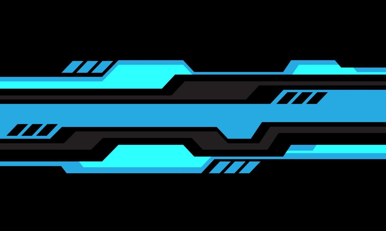 abstrato azul cinza cyber linha geométrica no design branco moderno futurista tecnologia fundo vector