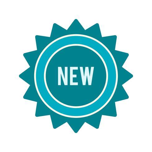 Vector novo ícone 348700 Vetor no Vecteezy