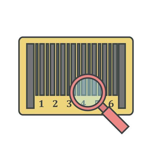 Vector Encontrar ícone do produto