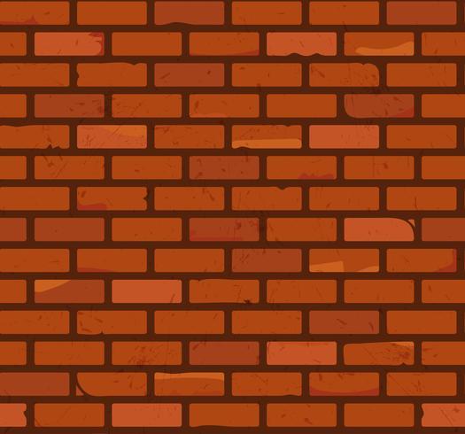 padrão de parede de tijolo vetor