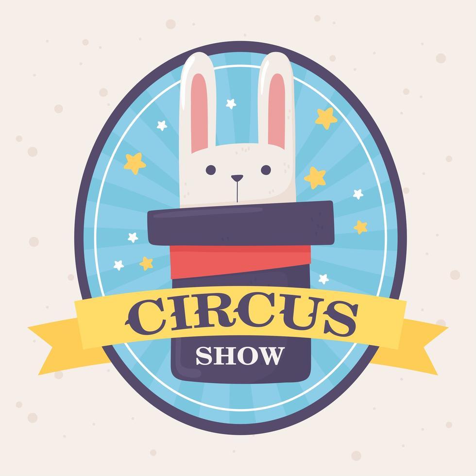 circo mostra magia vetor
