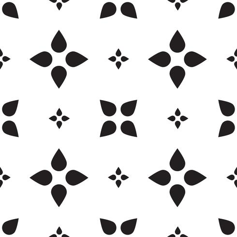 Padrão sem emenda triângulo geométrico. Retro abstrato vetor