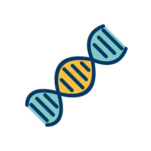 Vector DNA ícone