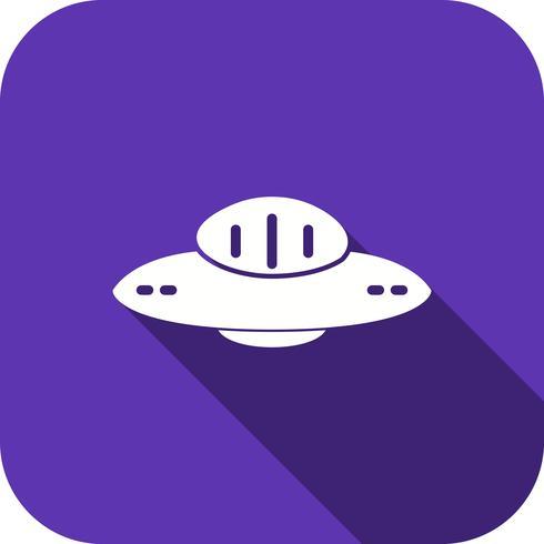 Vector Ufo ícone