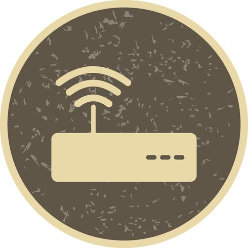 Vector ícone de WiFi