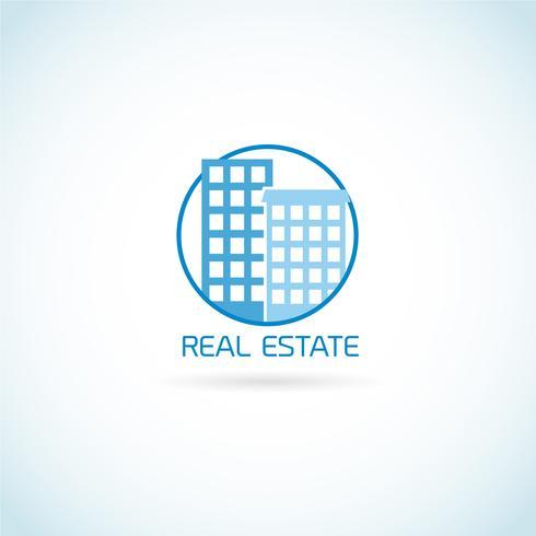 Símbolo imobiliário vetor