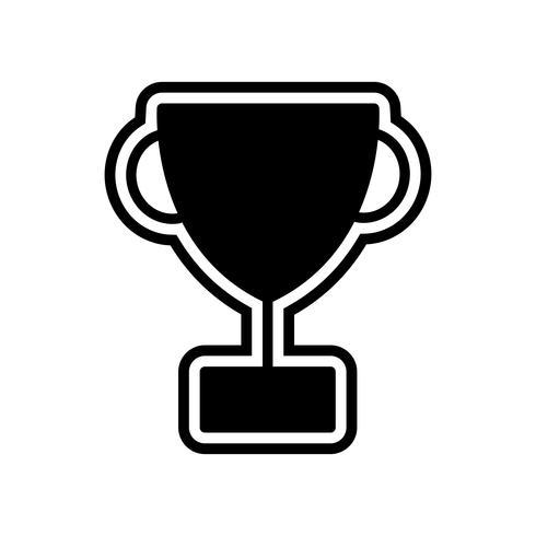 Copa ícone Design vetor