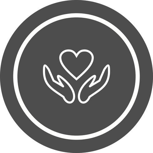 Design de ícone de sinal de saúde vetor