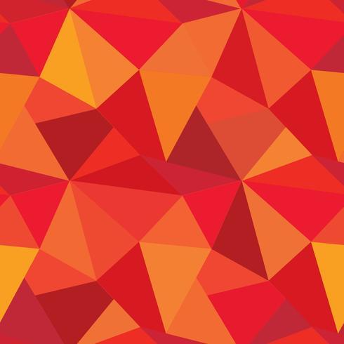 Resumo padrão sem emenda. Fundo mosaico geométrico vetor