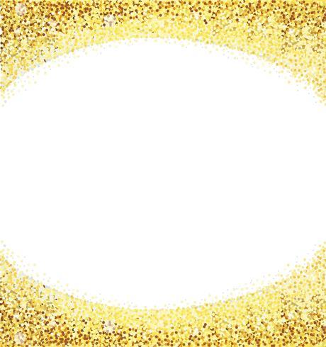 Fundo de ouro Carborundo vetor