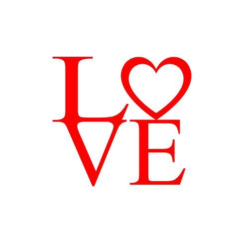 Amo a mensagem de texto, amor de casamento, vetor