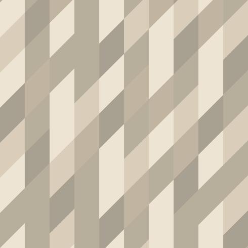 Papel de parede padrão listrado marrom vetor