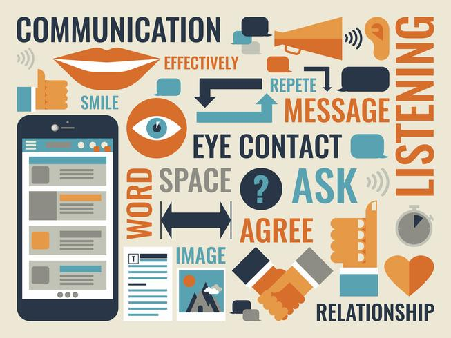Comunicação vetor