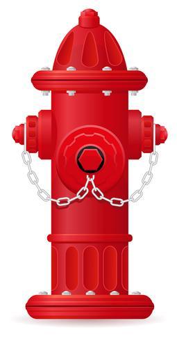 ilustração em vetor hidrante