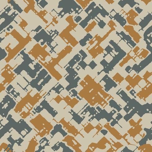 Textura de camuflagem militar vetor