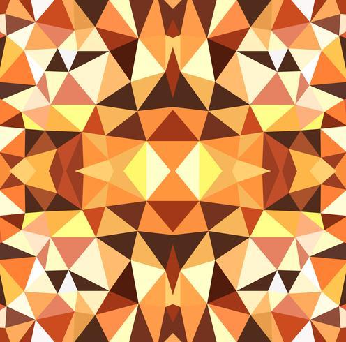 Sem costura geométrica vetor