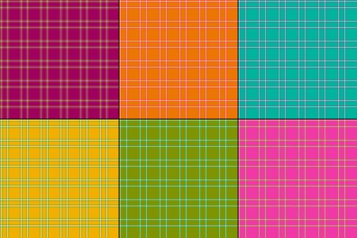 mantas de vetor de cores brilhantes