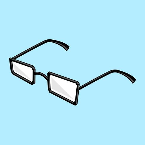 Cool Sunglasses Eye Frames ícone vector