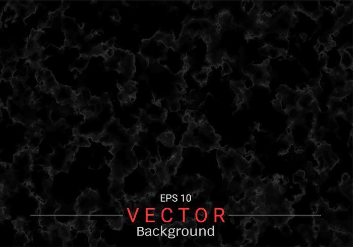 Textura de mármore preto, pode ser usado para criar efeito de superfície para o seu produto de design. vetor