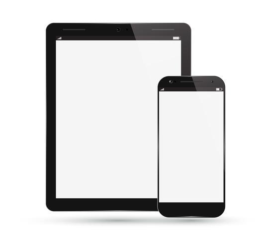 smartpad vetor
