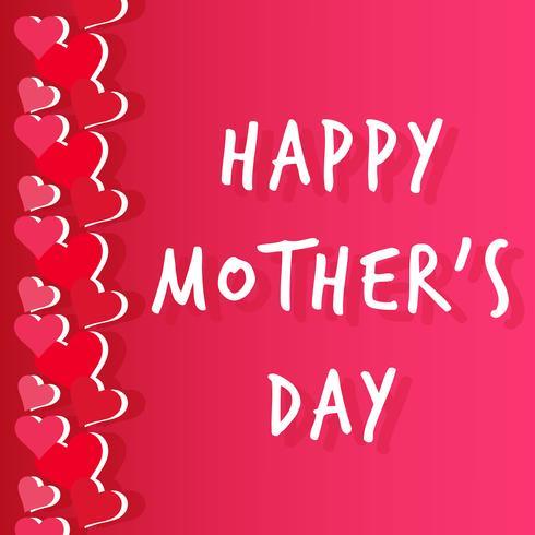 Dia das Mães vetor