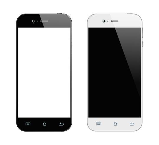 smartphones vetor