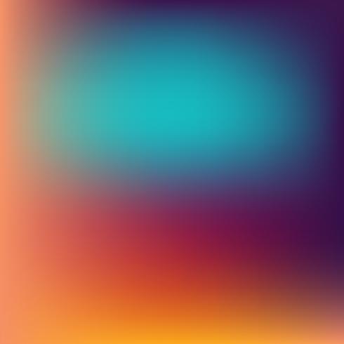 Origens do vetor borrado colorido abstrato.