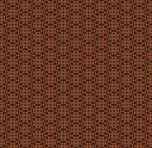 Abstrato sem costura padrão geométrico com linhas, orien vetor