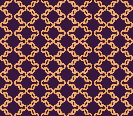 Padrão geométrico de luxo. Padrão sem emenda de vetor. Linear moderno vetor