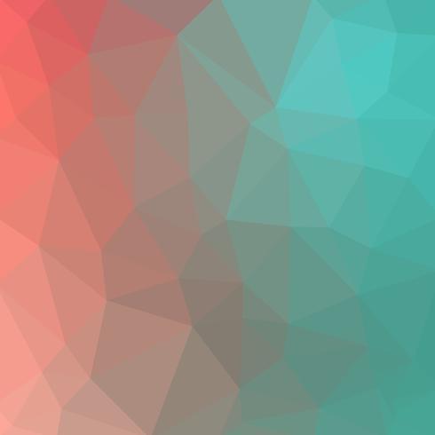 Light pastel color vector Fundo de cristal de baixo poli. Padrão de design de polígono. Fundo de ilustração baixa poli.
