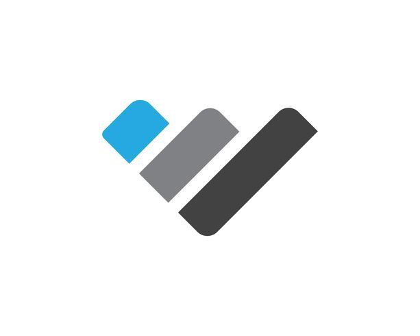Finanças logotipo e símbolos vetoriais conceito ilustração vetor